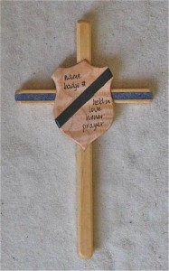 The Cross of Service