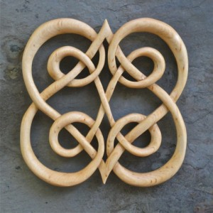The Viking Heart Knot